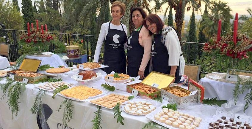 Cuarto y mitad representó a la gastronomía gaditana en un congreso europeo