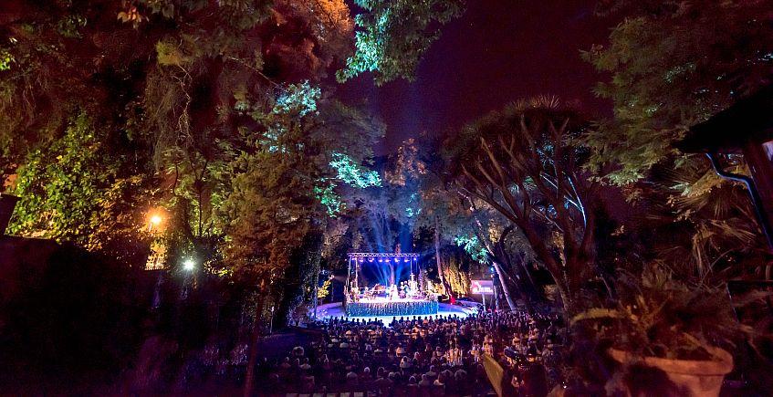 El V Festival Tío Pepe ya vende entradas para ver a Luz Casal, Sara Baras o Rosario Flores y para menús y cenas