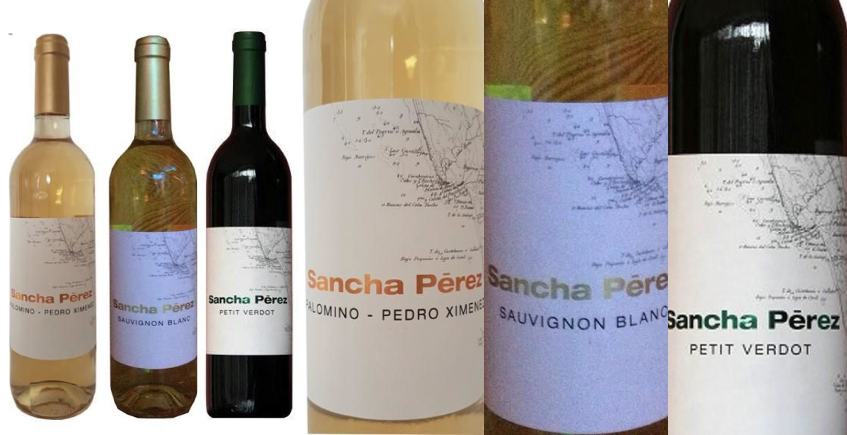 Sáncha Pérez trabaja en un vino cien por cien de tintilla