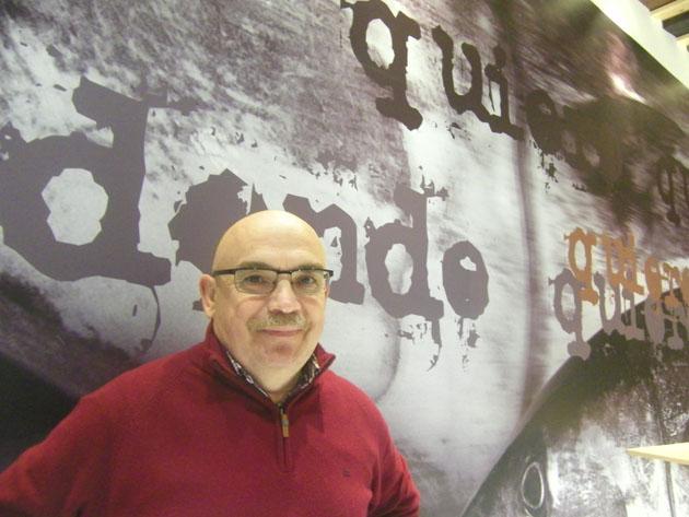 Pepe Melero, el gerente de El Campero. Foto: Cosasdecome.