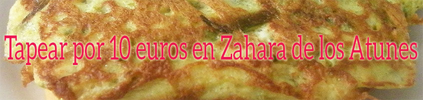 Bares buenos y baratos en Zahara de los Atunes