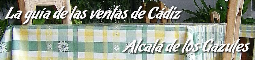 Ventas en Alcalá de los Gazules