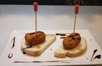 Croquetas de lomo en manteca de Las Cositas Buenas de Galea