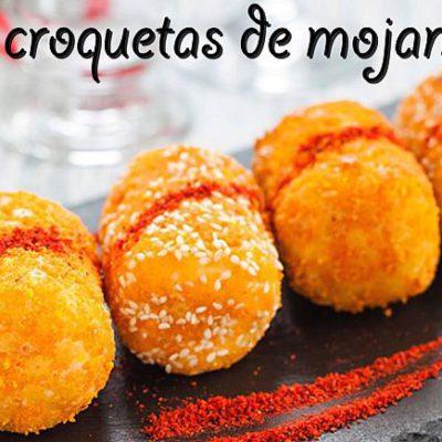 Croquetas de mojama La Flamenquita