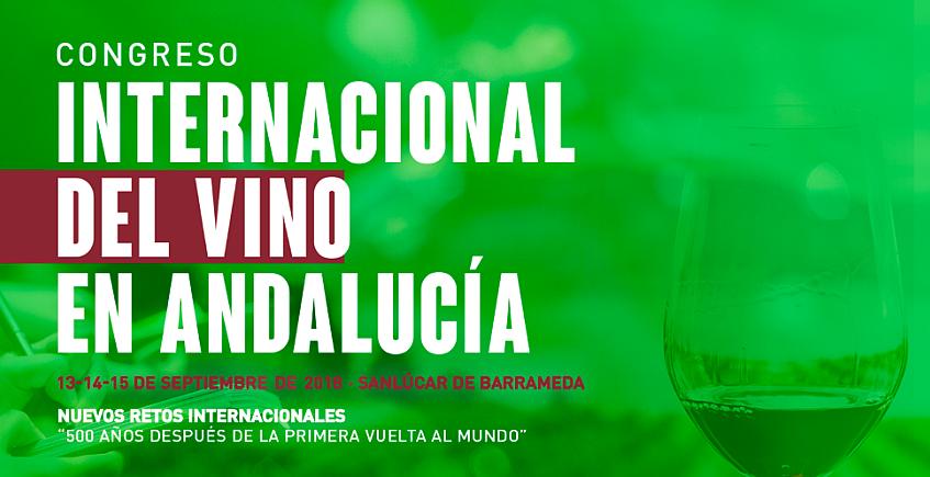 Sanlúcar acogerá en septiembre el primer Congreso Internacional del Vino de Andalucía