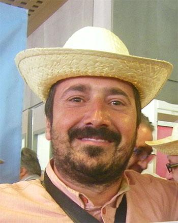 El hostelero Pablo Núñez. Foto: Cosasdecome