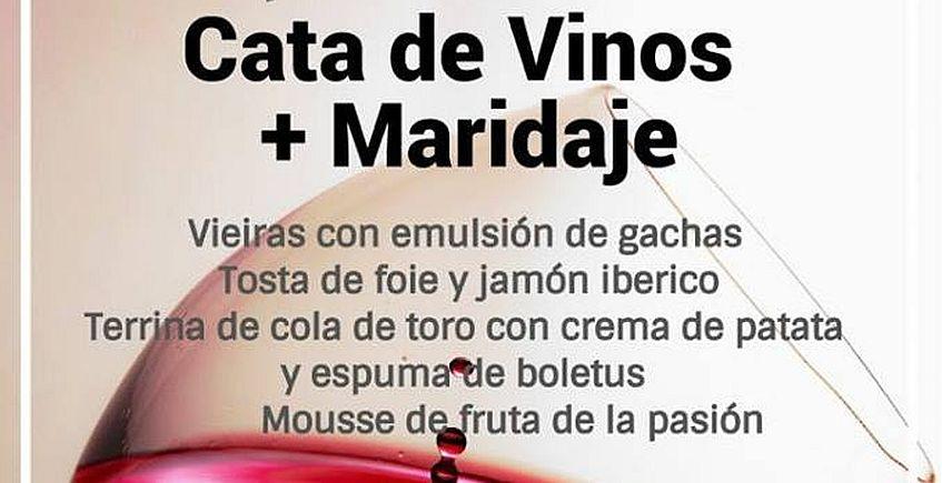 2 de marzo. Prado del Rey. Cata de vinos y maridaje en Hotel Restaurante Del Carmen