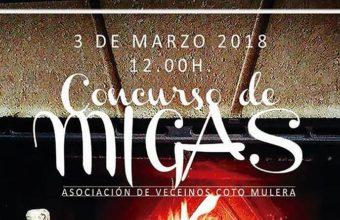 7 de abril. Ubrique. V Concurso de Migas