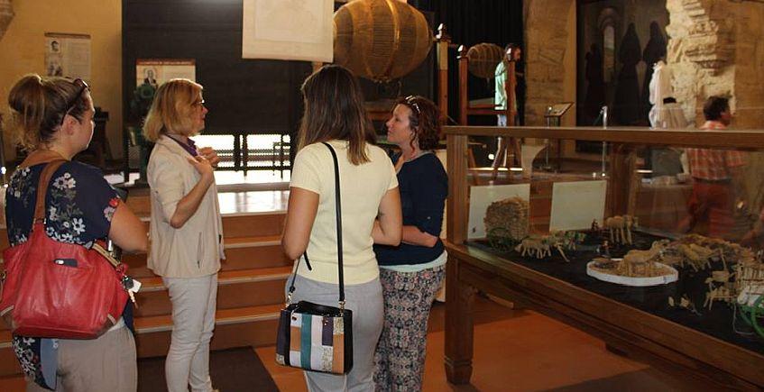 El museo. Foto de Turismo de Vejer.