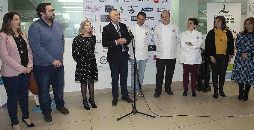 Ya está abierto el plazo para inscribirse en el concurso Chef Sierra de Cádiz