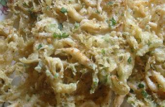 Las tortillitas de camarones del Ventorrillo de El Chato