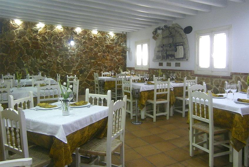 El nuevo comedor de Avante Claro. Foto: Cosasdecome
