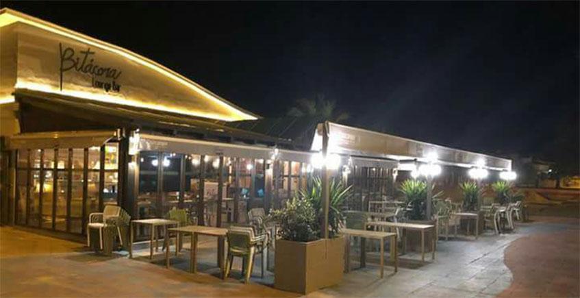 Bitácora, nuevo establecimiento en el paseo marítimo de La Barrosa