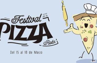 Del 15 al 18 de marzo. Rota. Festival de la pizza