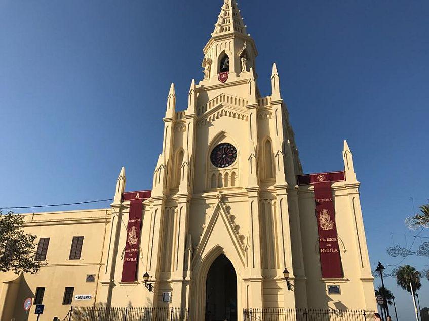 Santuario de la Virgen de Regla (Foto del Santuario)