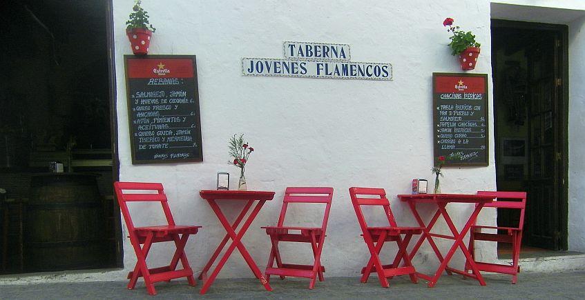 Jóvenes Flamencos de Arcos abrirá un restaurante tradicional