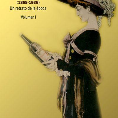 La portada del libro es un fragmento de un cartel del antiguo bodeguero Carlos de Otaolaurruchi, firmado por el ilustrador Santana Bonilla a principios del siglo XX. Pertenece a la Colección de Vicente Rabadán.