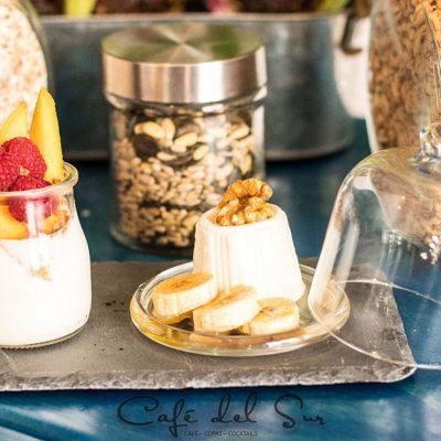 Los desayunos saludables.