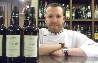 El cocinero Jose Calleja en el restaurante Surtopia. Foto: Cosasdecome
