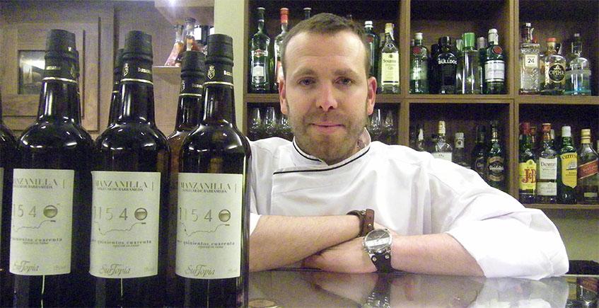 Nuevo premio para Surtopia, el restaurante de cocina gaditana del cocinero sanluqueño Jose Calleja en Madrid