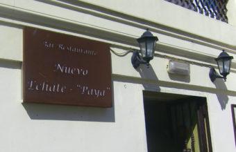 Los langostinos de estero del bar Echaté Payá