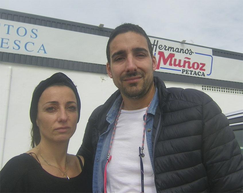 Quina y José Luis Muñoz. Foto: Cosasdecome