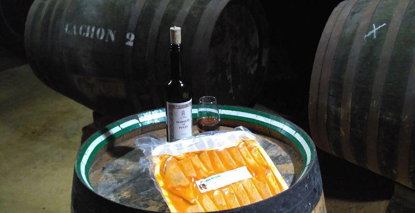 El lomo en manteca de Vejer, objeto de estudio como producto gourmet en Córdoba