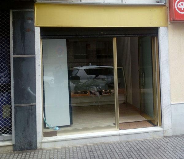 La tienda nueva de la calle Pintor Zuloaga está ya casi terminada. Foto: Cedida por El Molino de Espera