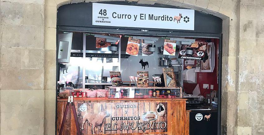 Los chicharrones de Curro, protagonistas de la nueva apertura en el Rincón Gastronómico del Mercado de Cádiz