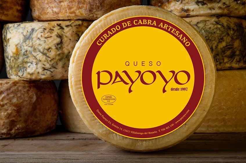Así es la nueva imagen de los quesos payoyos. Foto: Cedida por Mesa 12