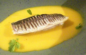 Sardina encominada, uno de los platos de Lu Cocina y Alma. Foto: Cosasdecome