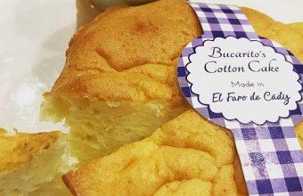 La tarta de queso azul del restaurante El Faro