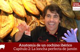 ¿Cómo es la loncha de jamón perfecta? (De jamón del bueni)