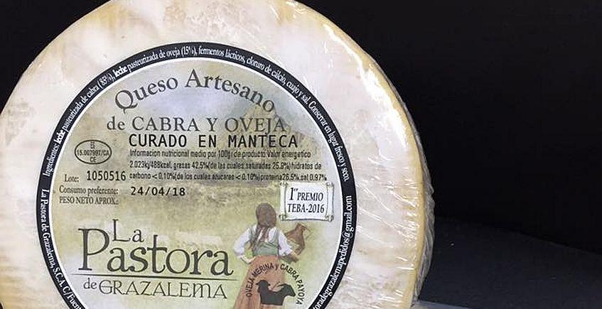 La Pastora, el mejor queso mezcla de España