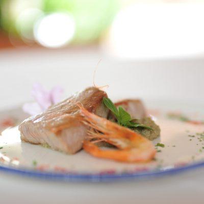 El plato presentado por Nueva Alegría.