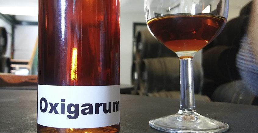 Oxigarum: El Majuelo reproduce una nueva salsa romana. Se trata de una mezcla de Garum con vinagre de Jerez
