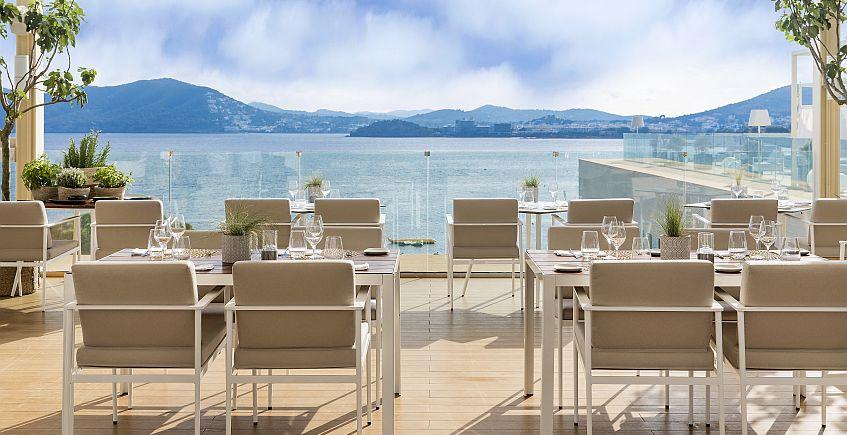 Ángel León inaugura su restaurante de temporada en Ibiza