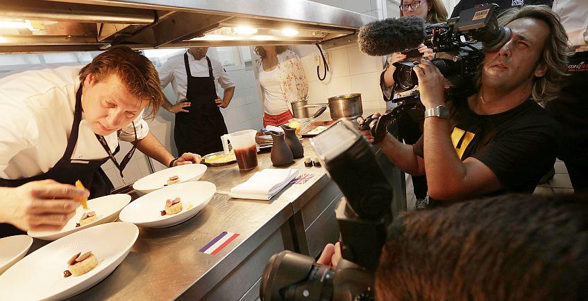 Los restaurantes ya pueden inscribirse en el Copa Jerez 2019