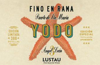 La etiqueta de Yodo en su edición de 2018.