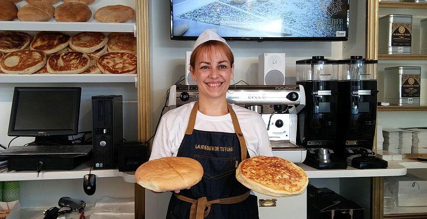 El pan y los dulces de Marruecos, frente a Los Italianos