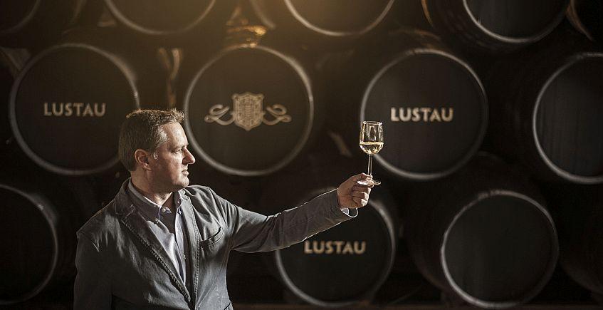 Sergio Martínez de Lustau, Mejor Enólogo de Vinos Generosos del Mundo 2018
