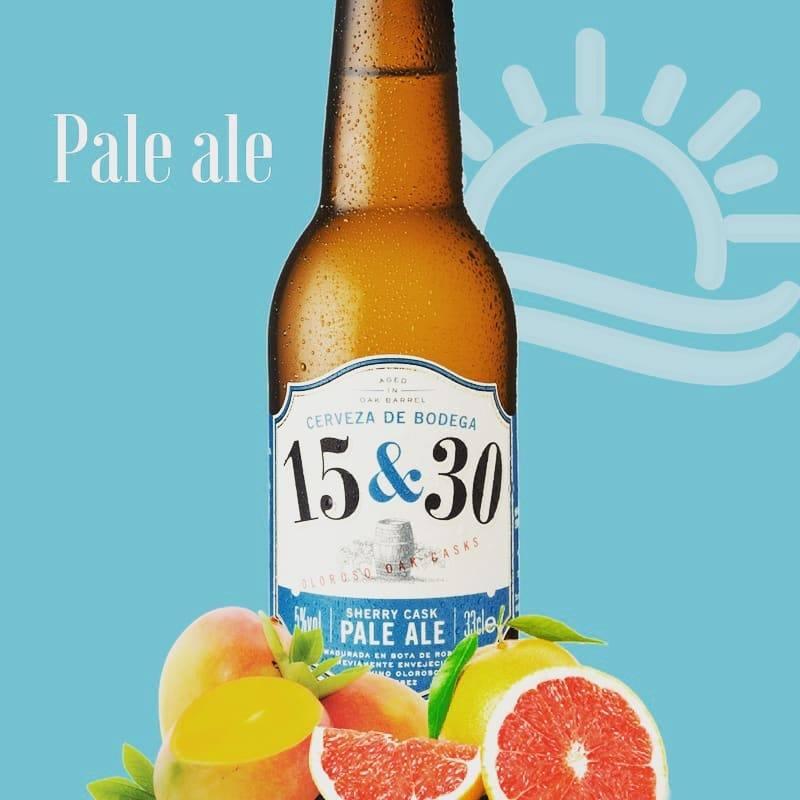 La nueva cerveza, en una imagen promocional