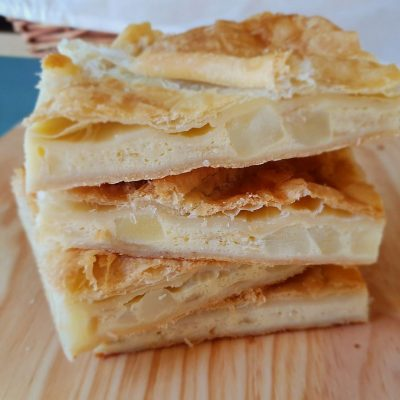 Empanada de tortilla