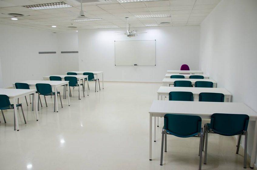 Instalaciones escuela. Foto: ESSCA