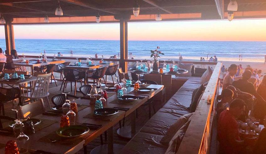 Así es el comedor de Atenas Playa. Foto realizada por el establecimiento