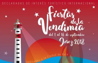 Cartel Fiestas Vendimia recor