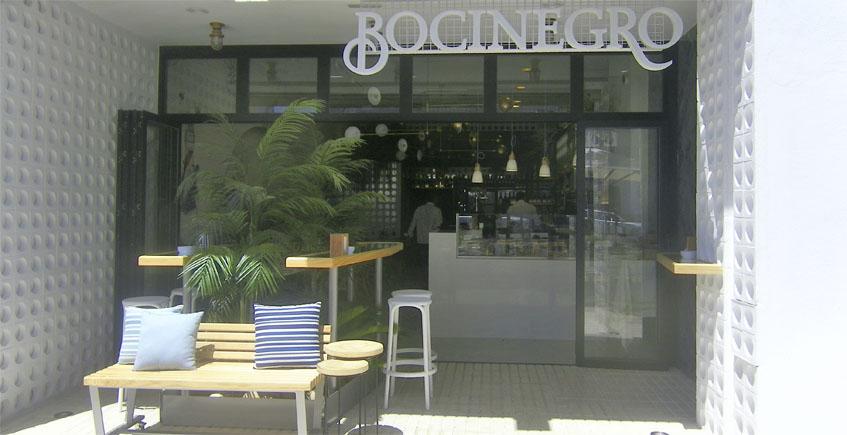 Bocinegro, el tabanco marino de Conil ya está abierto