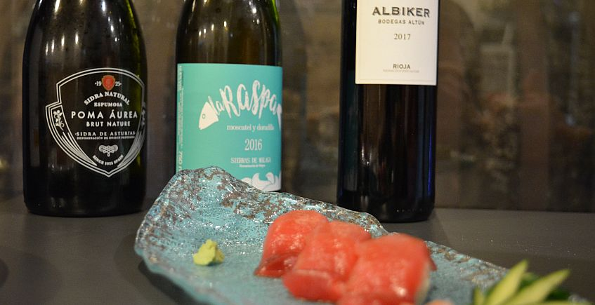 Taberna Argüeso renueva su carta de vinos de la mano de Balandro