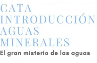 19 de septiembre. Jerez. Cata introductoria aguas minerales.