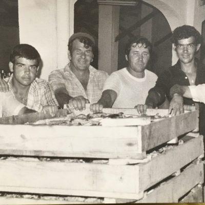 Trabajadores de Paquiqui
